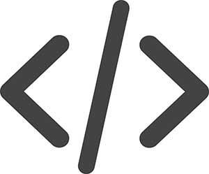 Code bracket